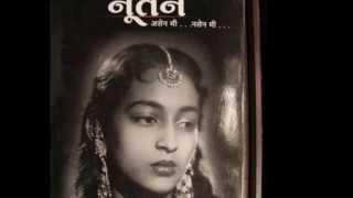 Lahron Pe Lahar..chhabili 1960_nutan_hemant Kumar_snehal Bhatkar..a Tribute