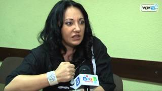 Фатима Хадуева  Интервью  Витебск