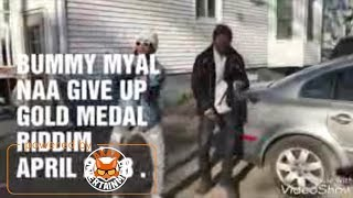 Bummy Myal - Naa Give Up [Official Music Video]