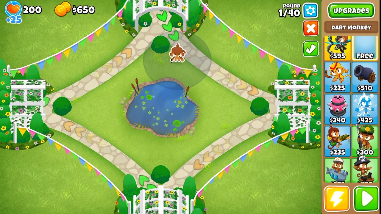 How to beat Quad on Easy (BTD6)