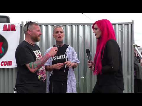 Courtesans Interview Bloodstock Festival 2017