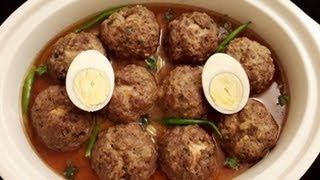 Traditional Nargisi Kofta in Urdu/Hindi by Azra Salim