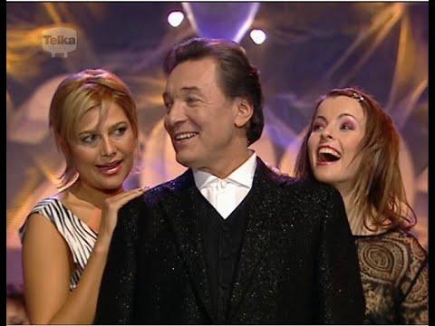Karel Gott & české zpěvačky  Medley kompletní verze 2000