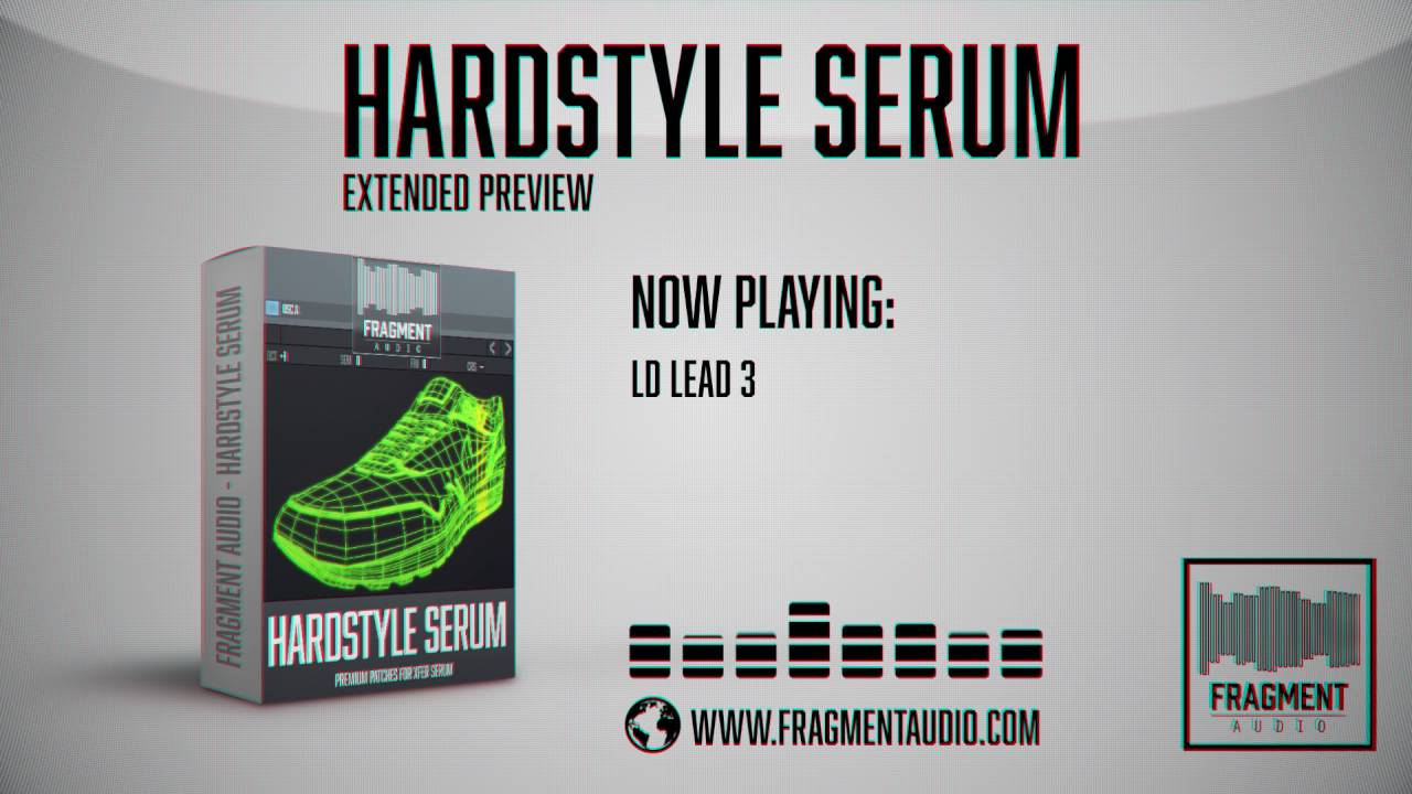 Hardstyle Serum Extended Preview by Fragment Audio