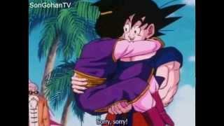 Goku awakes from heart virus (Eng Subs)