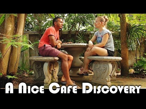 A NICE CAFE DISCOVERY - LIVING IN THAILAND DAILY VLOG (ADITL EP297)