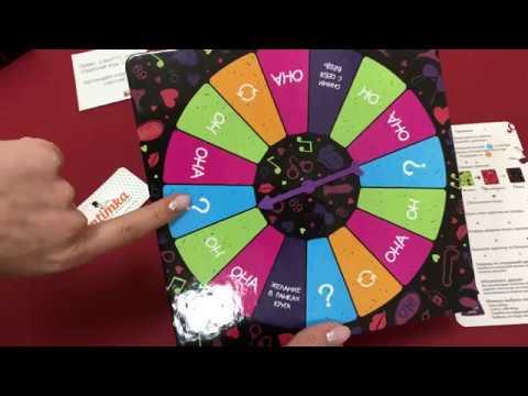 Эротическая игра LOOPY Sex Game: обзор, правила, комплектация
