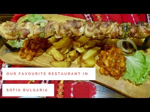 Our Favourite Restaurant In Sofia Bulgaria | LGBTQ Family Travel