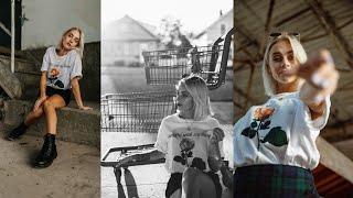 3 PHOTOGRAPHERS SHOOT THE SAME MODEL: Episode 1