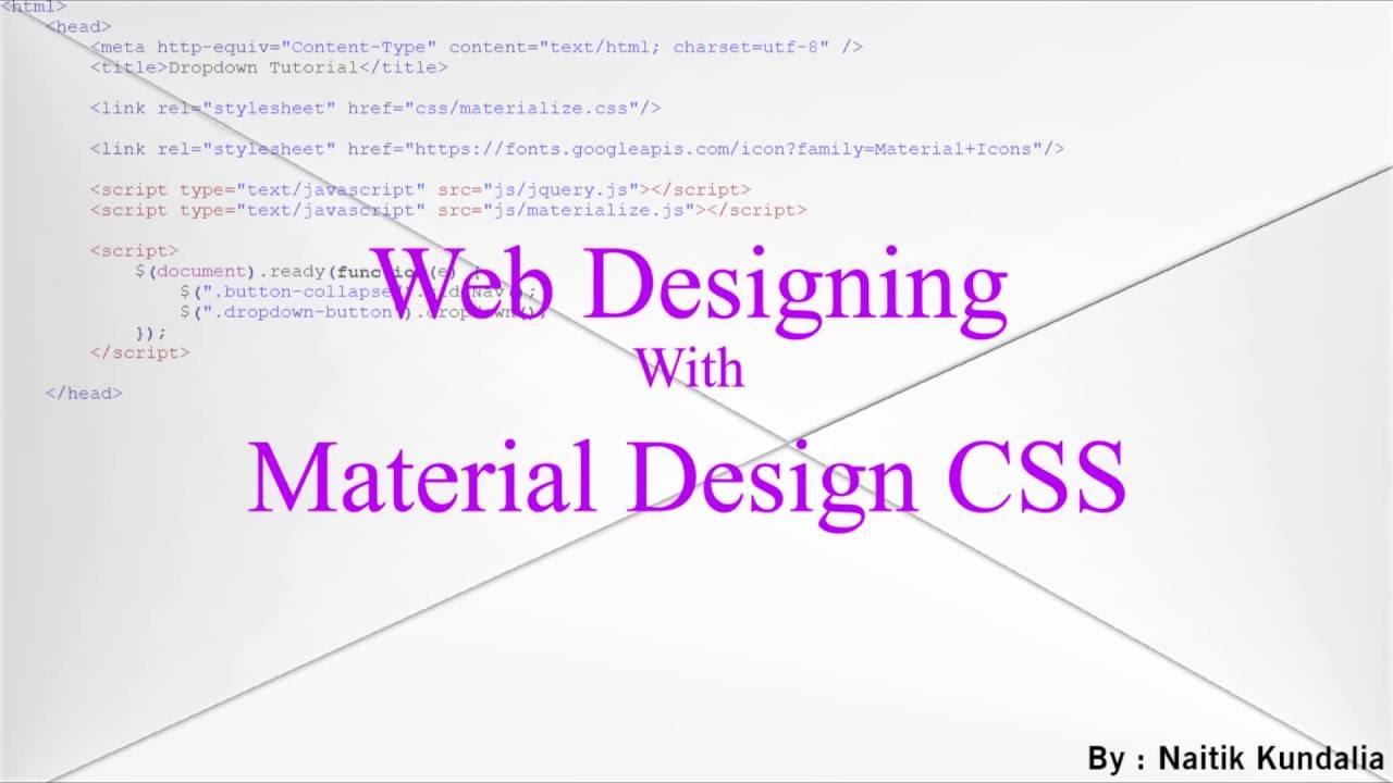 Tutorial : Materialize CSS Icon Link (On Navbar & Mobile Menu)