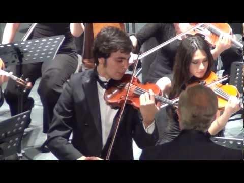 Saint-Saëns Violin Concerto No.3 Op.61 - IUDKSO - Mov.II