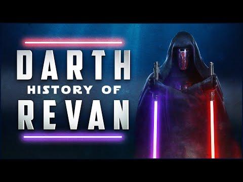 History Of Darth Revan