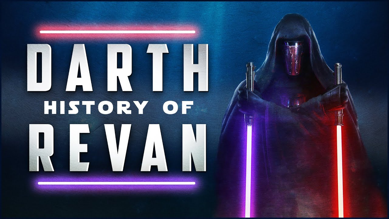 History Of Darth Revan