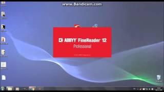 aBBYY FineReader 12 Professional без ключей, кряков и т.д. (полная версия)