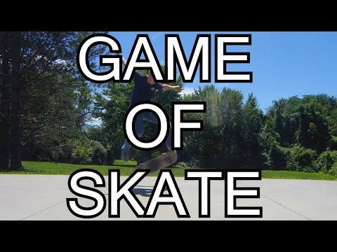Game Of Skate - Jason vs Chandler vs Jesse