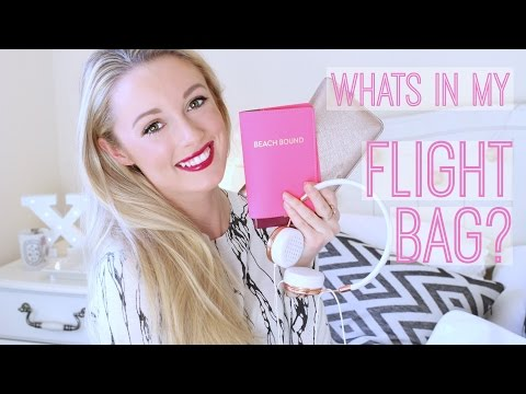 What's In My Carry On! & Travel Essentials    |    Fashion Mumblr