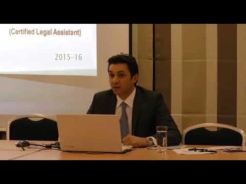 Το εργασιακό περιβάλλον των Στελεχών Νομικών Επαγγελμάτων - Θεόδωρος Σκουζός