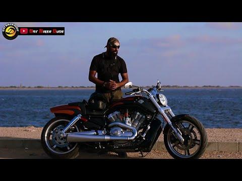 Harley Davidson Vrod Muscle W Power Commander - A Sports Cruiser Beast