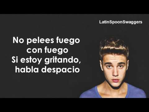 Change Me - Justin Bieber (Letra Traducida al español) [LSS]