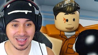 BEST JAILBREAK ANIMATIONS!! (ROBLOX FUNNY STORIES) #3 😂👀