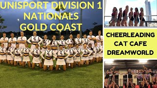 Unisport Nationals 2018 | Dreamworld Gold Coast | Unigames