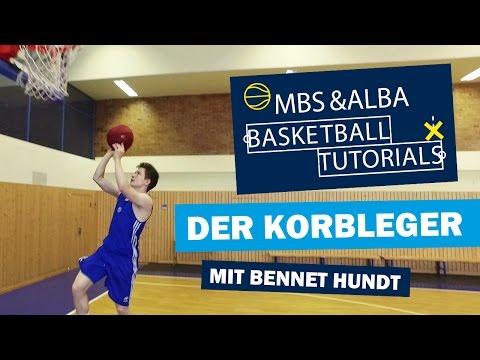 MBS & ALBA Basketball-Tutorial: Der Korbleger - MBS und ALBA