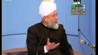 Darsul Quran 20 Février 1995 - Surah Aale Imraan verset (191)