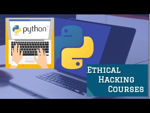 How to learn Ethical Hacking with Python and Kali linux course