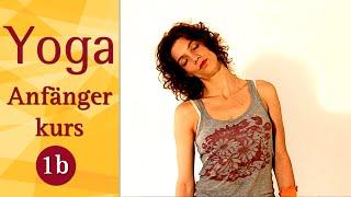 1 B - Lange Praxis (1. Woche)  - Yoga Vidya Anfängerkurs