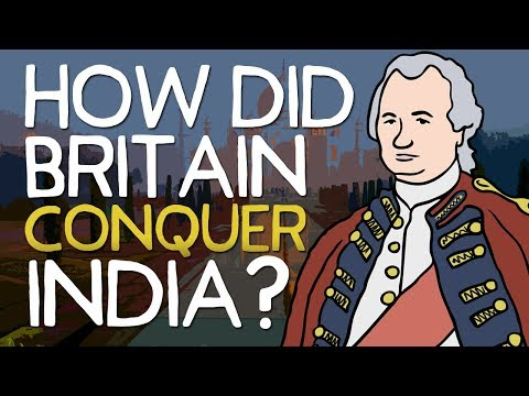 How did Britain Conquer India? | Animated History
