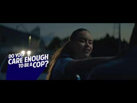 'Breaking News' NZ Police recruitment video - 15' version
