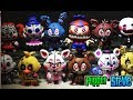 Five Nights At Freddy S FNAF Mystery Minis Series 2 FUNKO Vinyl Figures Case Unboxing Review mp3