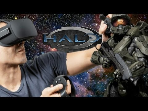 HALO EN REALIDAD VIRTUAL | DESCARGA | RECRED