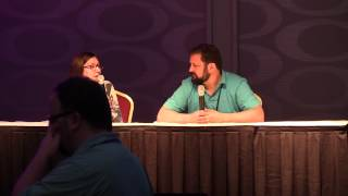 Trotcon IV (2015) - Brynna and Brian Drummond Q&A