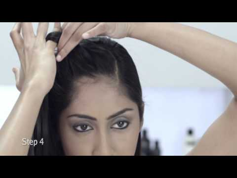 Ramp Ready Hairstyles by TRESemmé - Twisted Hairband