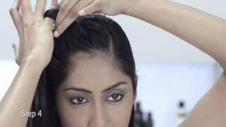Twisted Hairband Look   Ramp Ready Hair   TRESemméIndia