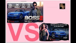 Boss 2 the Game Android Gameplay ᴴᴰ||SB||Must watch||(Bengali).HD