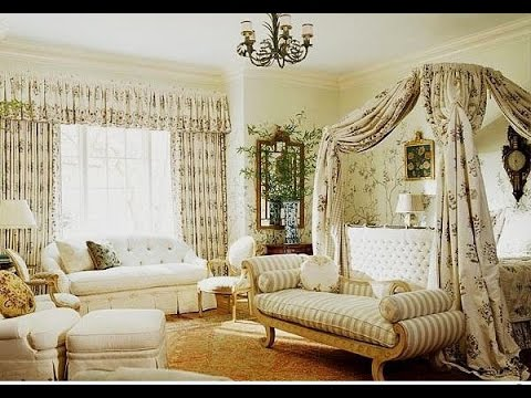 French country decorating:French style homes and Furniture