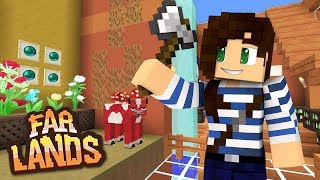 Building The Home | Minecraft Far Lands Ep.45