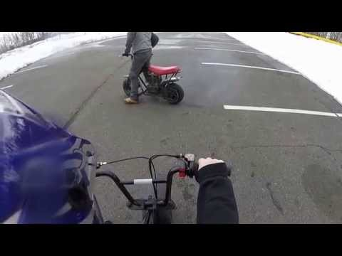 Motovox mbx10 mini bike riding