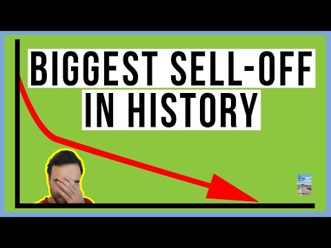 Biggest SELL-OFF IN HISTORY Begins In 2018! Central Banks Balance Sheet Over $20 Trillion!