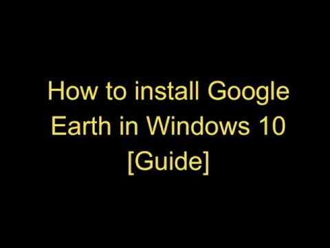 google earth windows phone 10