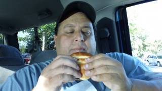 Burger King's Rib Sandwich Reviewed!