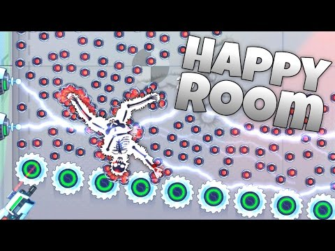 Happy Room - 70,000+ Sandbox Damage! - Happy Room Sandbox Gameplay
