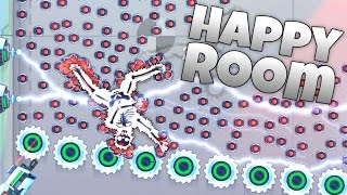 Happy Room - 70,000+ Sandbox Damage! - Happy Room Sandbox Gameplay