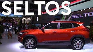 2019 LA Auto Show: 2021 Kia Seltos   Consumer Reports