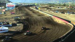 Limited Buggy Round 9, Lucas Oil Off Road Series - Glen Helen