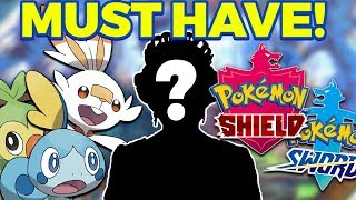 TOP 10 MUST HAVE Features for Pokémon Sword and Pokémon Shield!