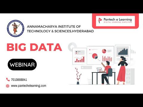 Webinar On Big Data I AITS Hyderabad