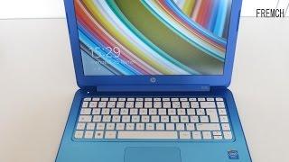 Test HP Stream 13 [français]